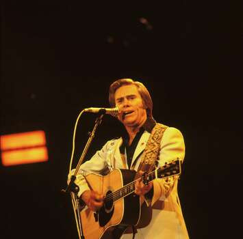 George  Jones, the peerless, hard-living country singer who recorded dozens of hits about good times and regrets, died Friday in Nashville, Tenn., at 81. Photo: David Redfern, Staff / Redferns