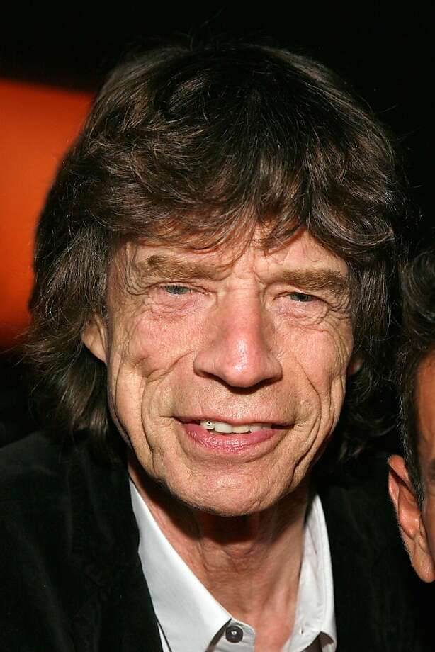 Mick Jagger Photo: Andy Kropa, Getty Images