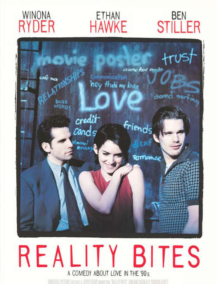 You're a part of Generation X if you ... related to the 1994 movie ''Reality Bites,'' about 20-something angst with Winona Ryder, Ethan Hawke and some great lines about the ''den of slack.''