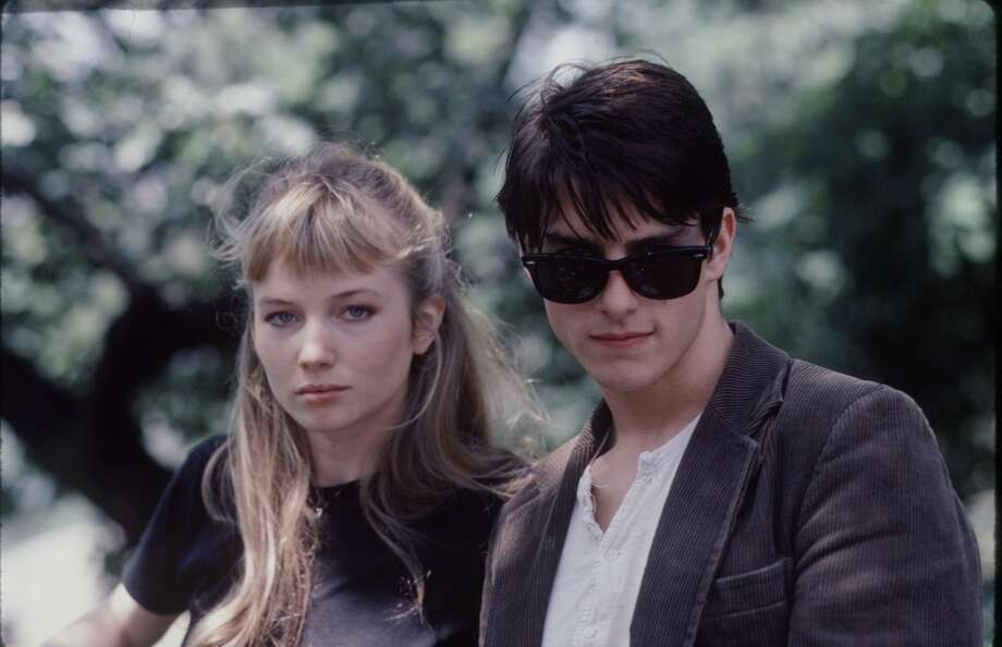 Thought Tom Cruise was cute in this movie.   (''Risky Business,'' 1983).