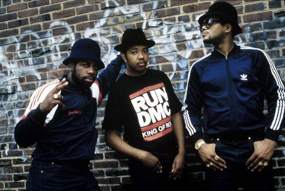 Liked Run-D.M.C.'s  ''Walk This Way'' more than Aerosmith's version. (Photo, 1986).