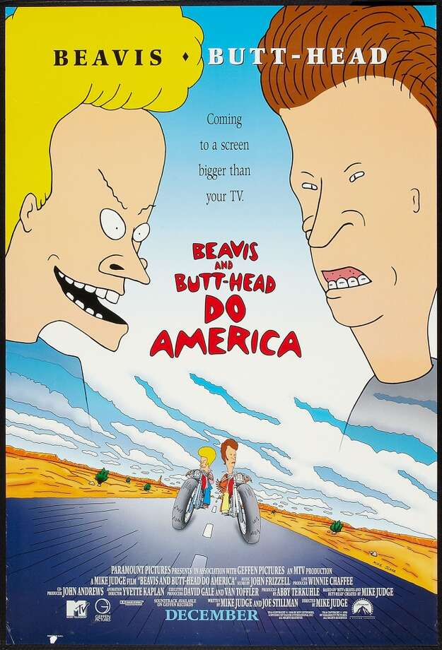 And ''Beavis and Butt-Head.'' (Premiered 1992).