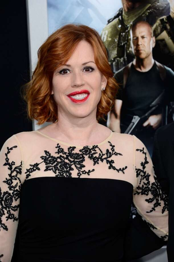 Molly Ringwald, in 2013.