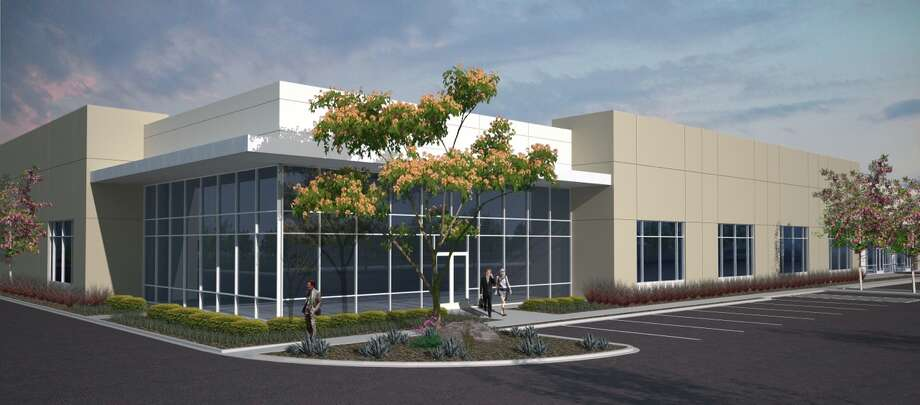 DCT Industrial is developing DCT Beltway Tanner Business Park at 5980 W. Sam Houston Parkway in northwest Houston. Photo: Courtesy Rendering