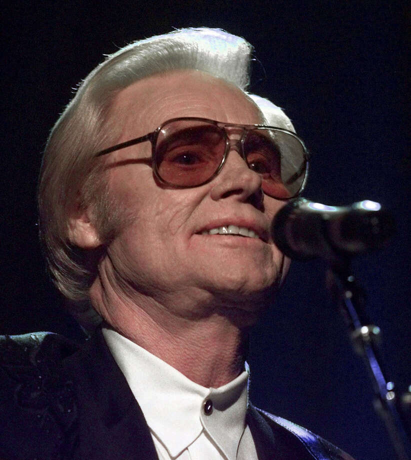 American singer George Jones was known for living like he recorded: fast and out of control.