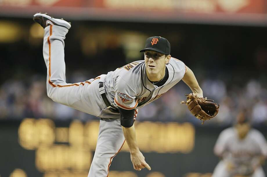 Tim Lincecum had his best outing since last summer, going seven innings and striking out nine in a 2-1 loss in San Diego. Photo: Lenny Ignelzi, Associated Press