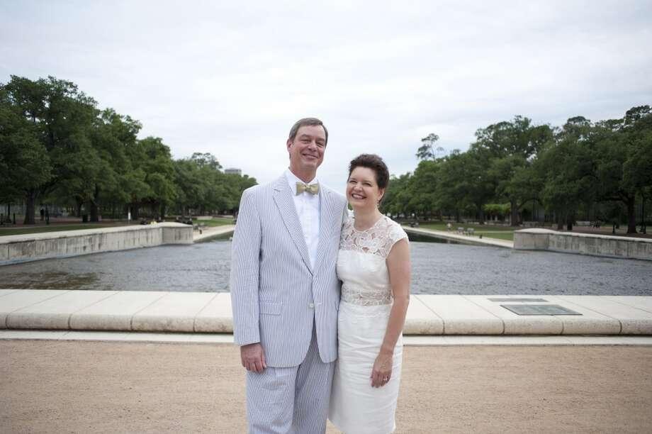 Dan Piette and Doreen Stoller