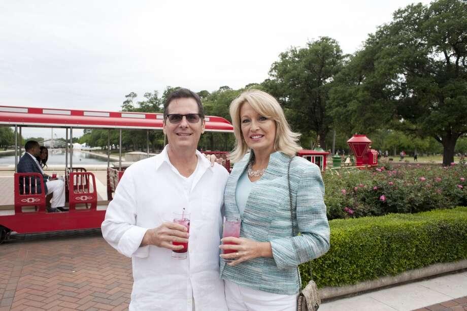 Randy and Berlinda Rowell