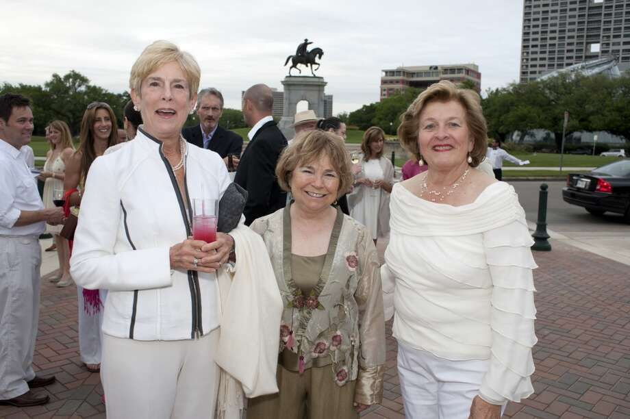 Nancy Manderson, left, Robin Brooks and Kathy Lord