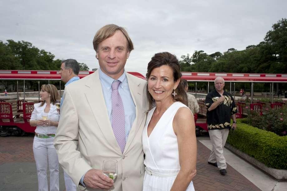 Ghent Lummis and Cece McCann