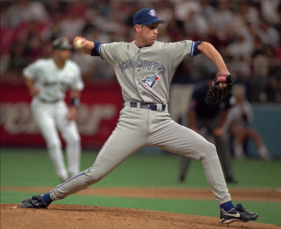 8. Erik Hanson -- 56 wins Mariners record: 56-54 | Career record: 89-84 | Seasons in Seattle: 1988-93  A starter whose ERA was consistently in the 3's, Hanson's best year was 1990 when he went 18-9 with 211 strikeouts. His worst year came in 1992, when he led the A.L. with 17 losses. After six years with the Mariners, he moved on and was an All-Star during his one season with the Red Sox in 1995. Hanson retired after 1998.