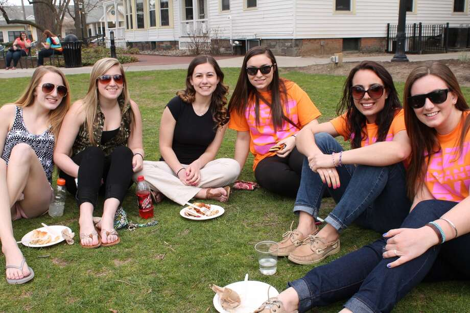 Were you Seen at Rose Rock at the College of Saint Rose in Albany on Saturday, April 27, 2013 Photo: Jackson Wang