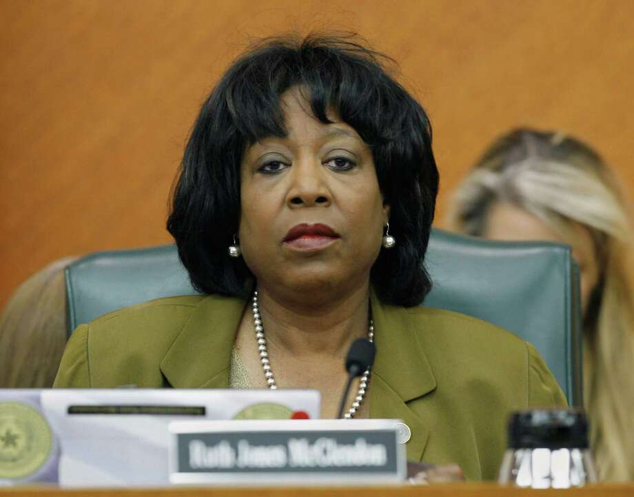 Rep. Ruth Jones McClendon authored a bill to create a panel to review wrongful convictions.