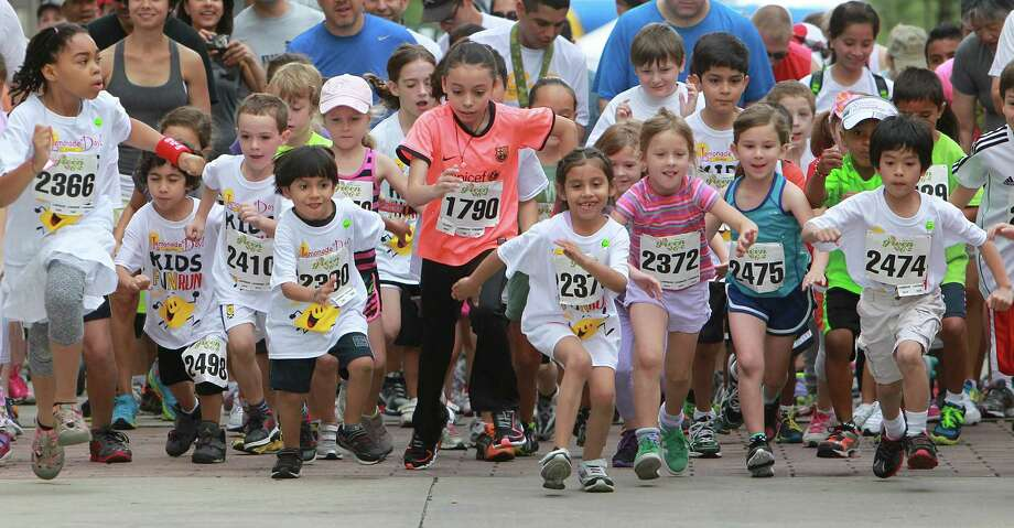 KIDS' EVENT: Daisies and Dragons DuathlonWhen: Saturday, 8 a.m.Where: Carrol A. 'Butch' Thomas Educational Support Center, 5250 Bayou Willow Way. What: 1K run followed by 2-mile bike ride and another 1K run for children 12 and younger. More info Photo: Mayra Beltran / © 2013 Houston Chronicle