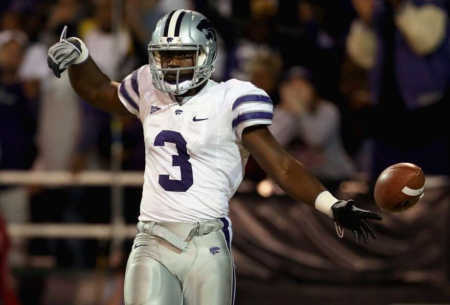 Round 4: Chris Harper, wide receiver Fourth round, 26th pick | 123rd pick overall | College: Kansas State  Read more: Seahawks nab Chris Harper, big receiver, in fourth round of NFL Draft