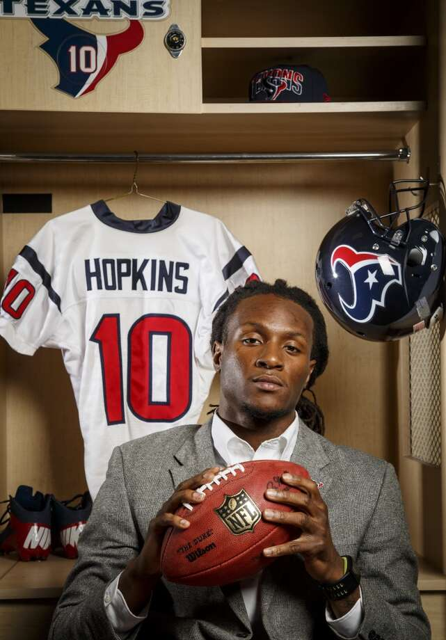 Houston Texans: B+