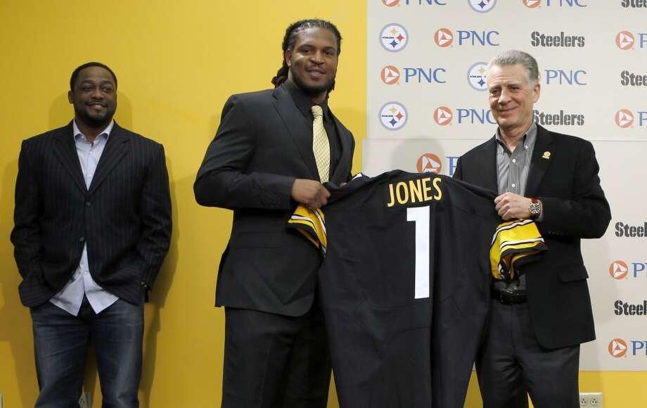 Pittsburgh Steelers: C+