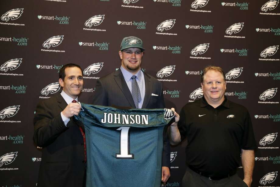 Philadelphia Eagles: B+