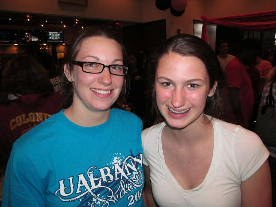 "Were you Seen at the ""Cupcake Wars"" viewing party hosted by Coccadotts at Wolf's 1-11 in Colonie on Sunday, April 28, 2013? Photo: Kristi Gustafson Barlette/Times Union"