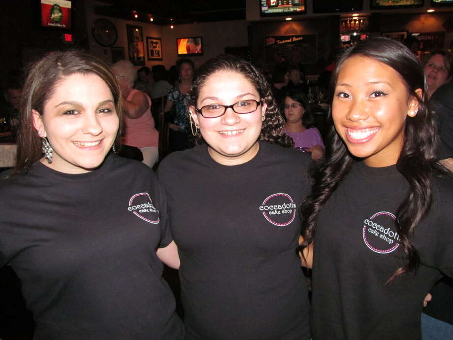 """Were you Seen at the """"Cupcake Wars"""" viewing party hosted by Coccadotts at Wolf's 1-11 in Colonie on Sunday, April 28, 2013? Photo: Kristi Gustafson Barlette/Times Union"""