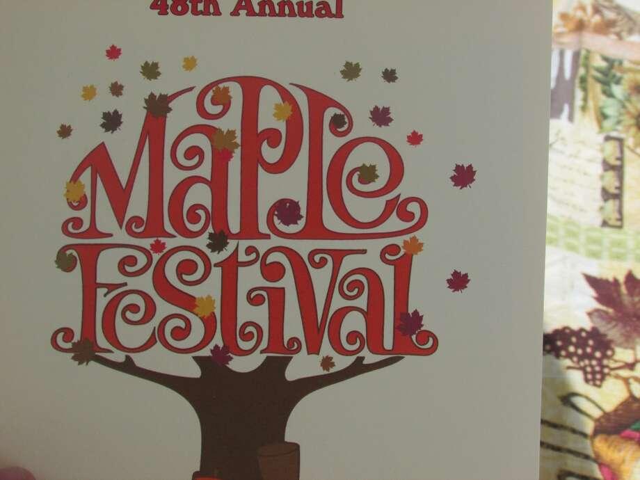 The 48th Annual Maple Festival! Photo by Erik DeFruscio.
