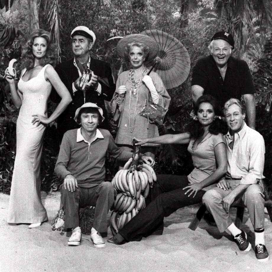 'Gilligan's Island': Getting stranded on a desert island really does a number on one's wardrobe selection: just ask Gilligan. Fortunately, Ginger's glam gowns and Mary Ann's pigtails saved this ill-fated three-hour tour from a fashion disaster.