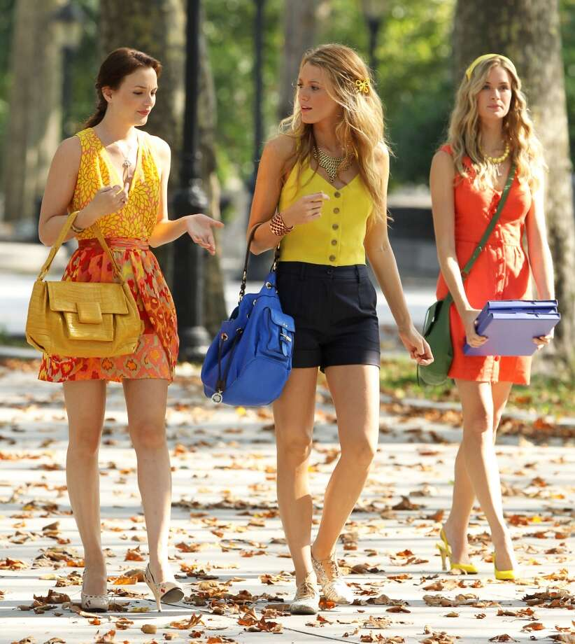 'Gossip Girl': No matter how off-putting the storyline became, Blair and Serena's wardrobes stayed on trend until the end, inspiring fashionistas and fashion bloggers everywhere.