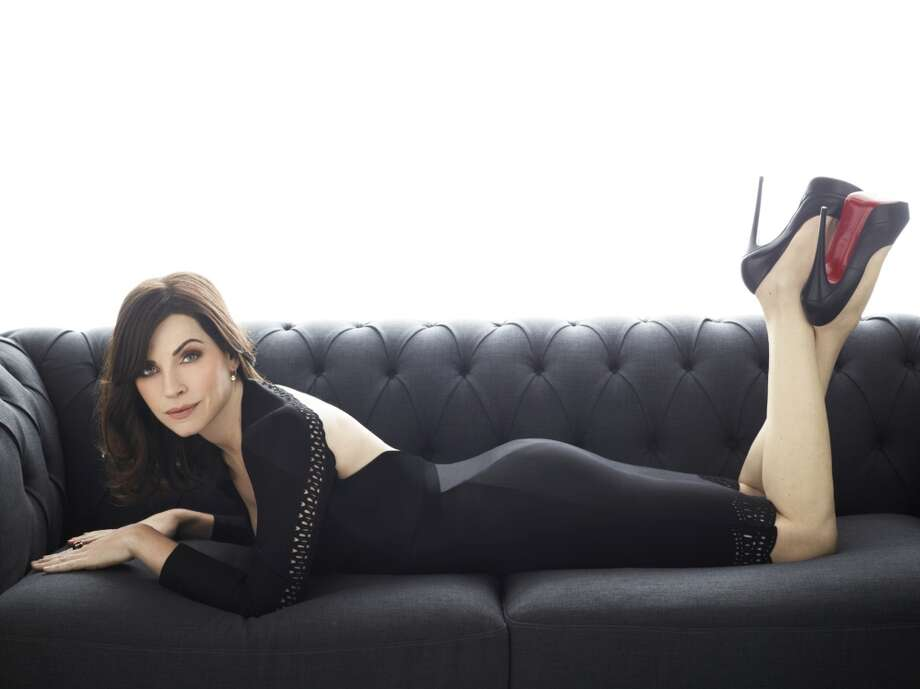 'The Good Wife:' Julianna Margulies stars as Louboutin-wearing Alicia Florrick on the CBS drama.