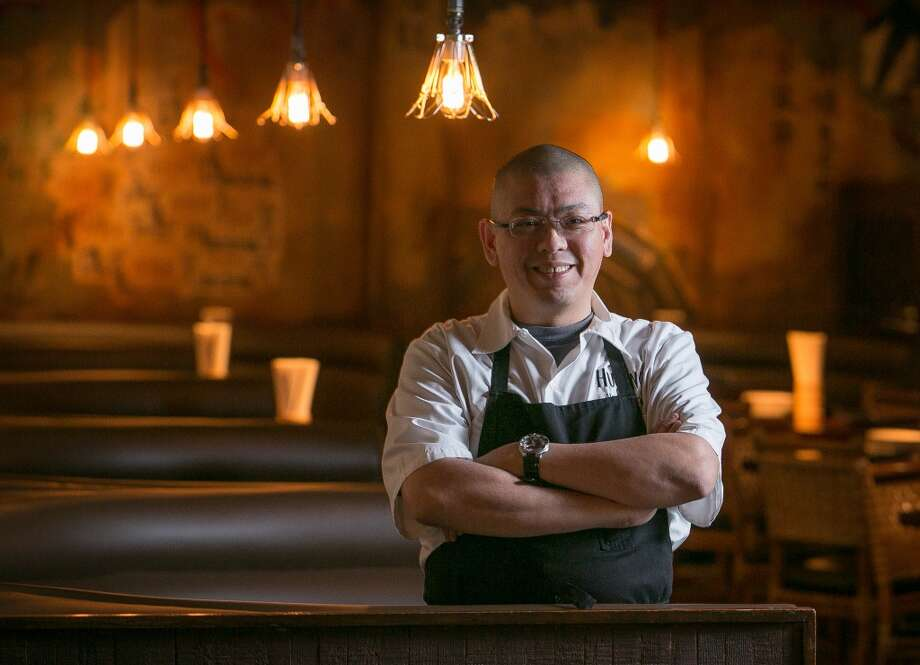 Chef Alex Ong of Hutong in San Francisco.
