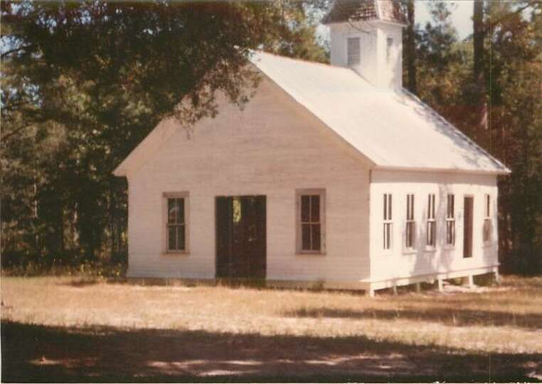 This 100 year-old schoolhouse is one of four still standing in Newton County.