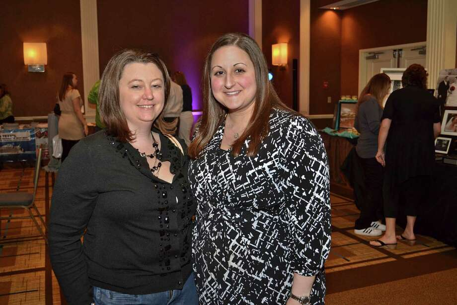 Were you Seen at the Vow Magazine Wedding Show held at the Saratoga Hilton on Sunday, April 28, 2013? Photo: Colleen Ingerto/Times Union Magazines