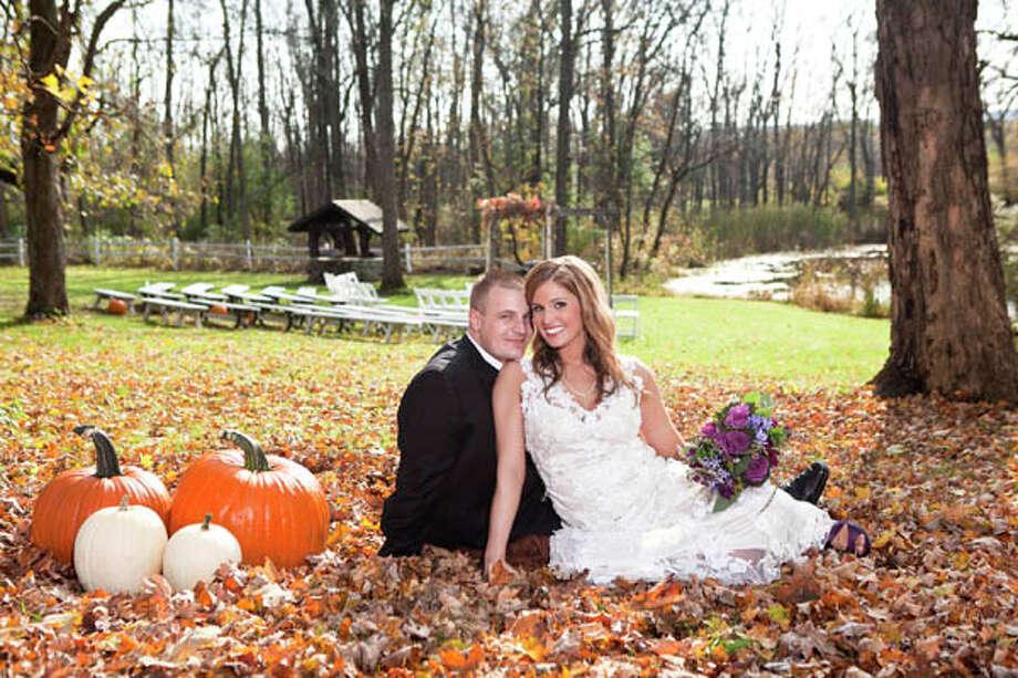 Christina (Spaulding) Buddenhagen and John Buddenhagen were married October 14, 2012 at The Appel Inn.