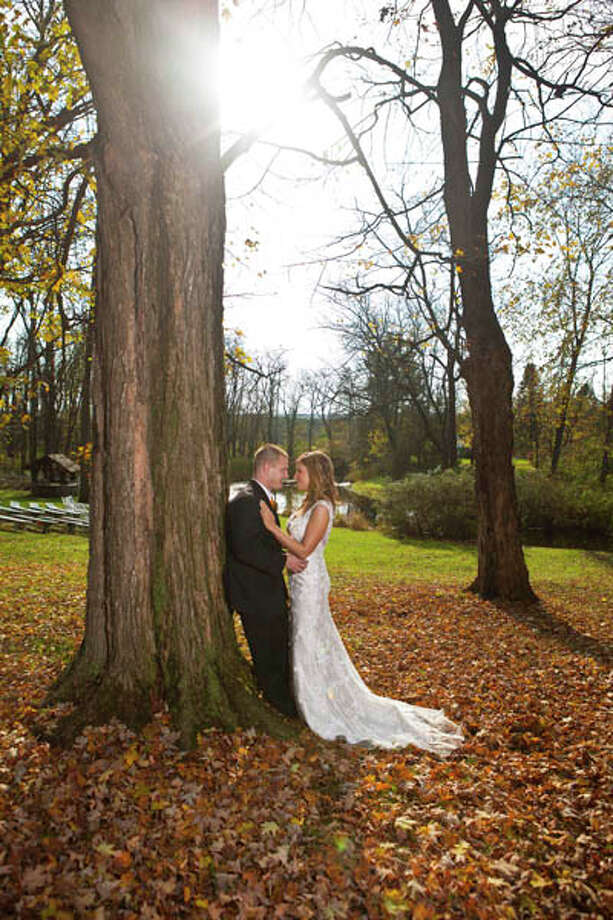 Christina (Spaulding) Buddenhagen and John Buddenhagen were married October 14, 2012 at The Appel Inn.