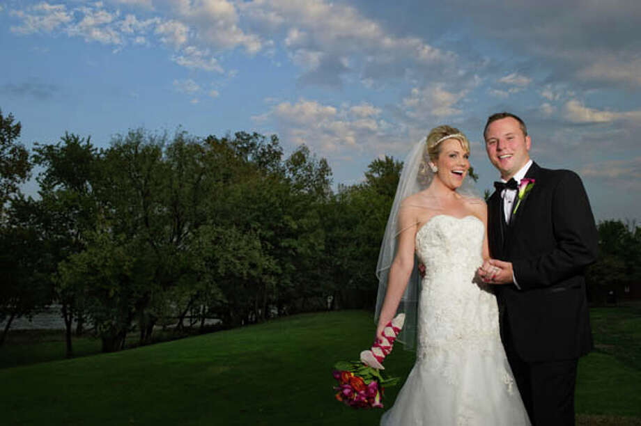 Kristin (Zychowski) Ferree and Andrew Ferree were married October 5th, 2012 at Mallozzi's Ballroom