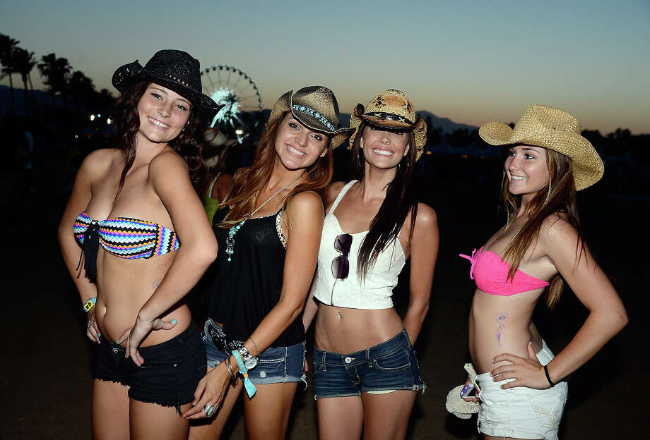 INDIO, CA - APRIL 27:  A general view of atmosphere during 2013 Stagecoach: California's Country Music Festival held at The Empire Polo Club on April 27, 2013 in Indio, California. Photo: Frazer Harrison / 2013 Getty Images