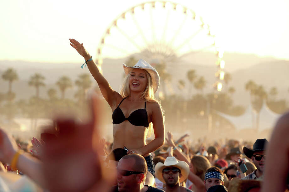 INDIO, CA - APRIL 27:  A general view of atmosphere during 2013 Stagecoach: California's Country Music Festival held at The Empire Polo Club on April 27, 2013 in Indio, California. Photo: Christopher Polk / 2013 Getty Images