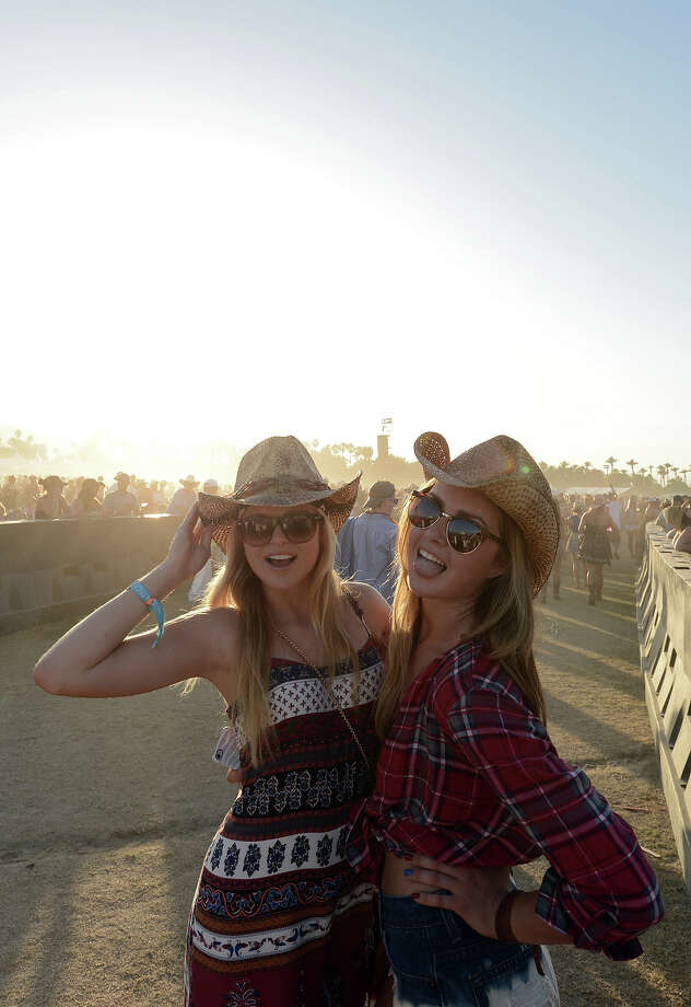 INDIO, CA - APRIL 27:  A general view of atmosphere during 2013 Stagecoach: California's Country Music Festival held at The Empire Polo Club on April 27, 2013 in Indio, California. Photo: Matt Cowan / 2013 Getty Images