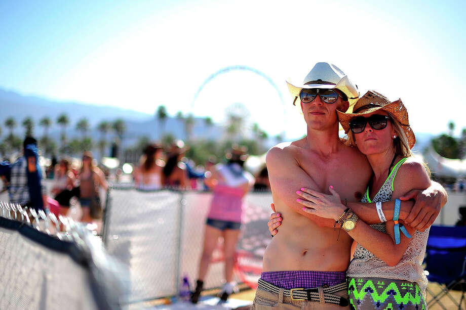 INDIO, CA - APRIL 27:  A general view of the atmosphere at the 2013 Stagecoach Country Music Festival at The Empire Polo Club on April 27, 2013 in Indio, California. Photo: Jerod Harris, WireImage / 2013 Jerod Harris
