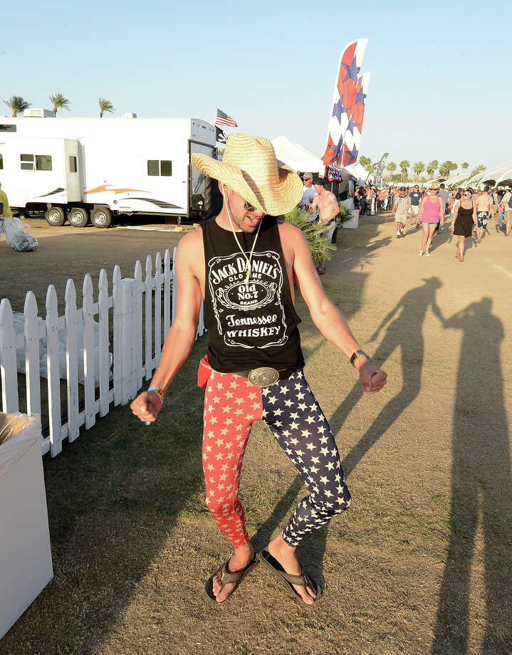 INDIO, CA - APRIL 28:  A general view of atmosphere during 2013 Stagecoach: California's Country Music Festival held at The Empire Polo Club on April 28, 2013 in Indio, California. Photo: Matt Cowan / 2013 Getty Images