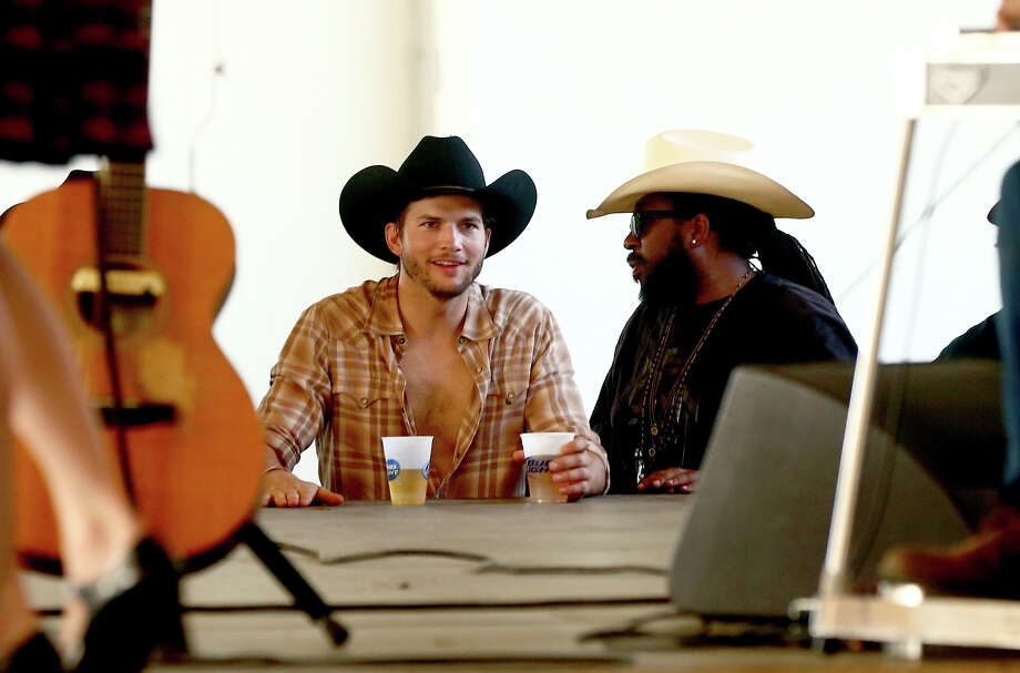 INDIO, CA - APRIL 28:  Actor Ashton Kutcher during 2013 Stagecoach: California's Country Music Festival held at The Empire Polo Club on April 28, 2013 in Indio, California. Photo: Christopher Polk / 2013 Getty Images