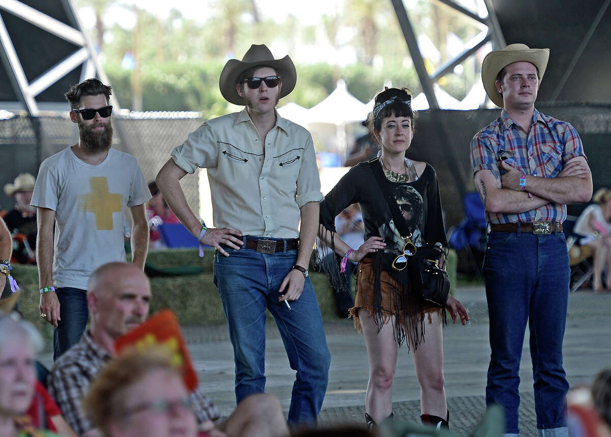 INDIO, CA - APRIL 28: A general view of atmosphere during 2013 Stagecoach: California's Country Music Festival held at The Empire Polo Club on April 28, 2013 in Indio, California.
