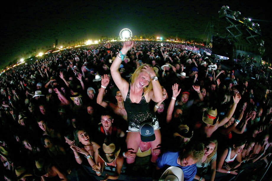 INDIO, CA - APRIL 28:  A general view of atmosphere during 2013 Stagecoach: California's Country Music Festival held at The Empire Polo Club on April 28, 2013 in Indio, California. Photo: Christopher Polk / 2013 Getty Images