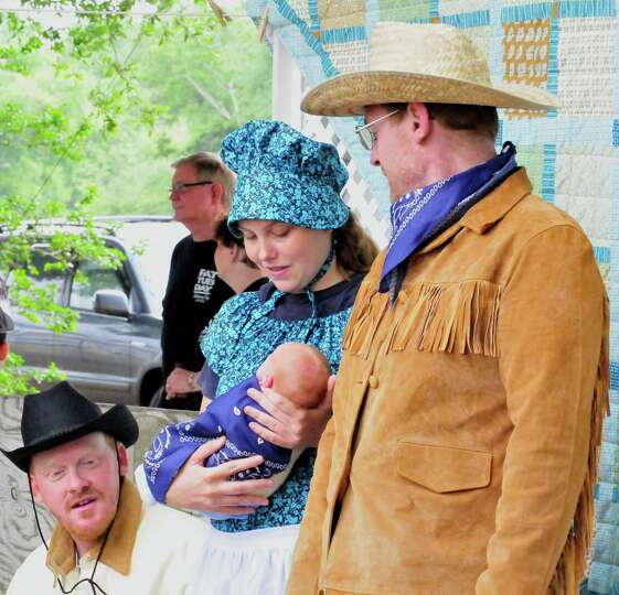 Olde Tyme Derrick Days festival was hosted April 26-27 in Sour Lake at Lions Club Park.