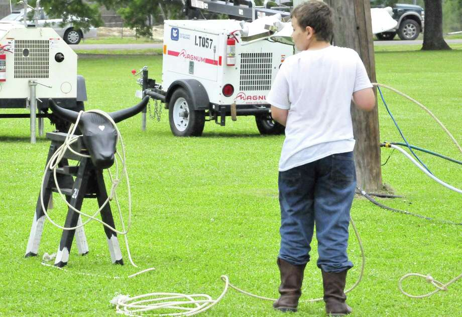 Olde Tyme Derrick Days festival was hosted April 26-27 in Sour Lake at Lions Club Park. Photo: Cassie Smith