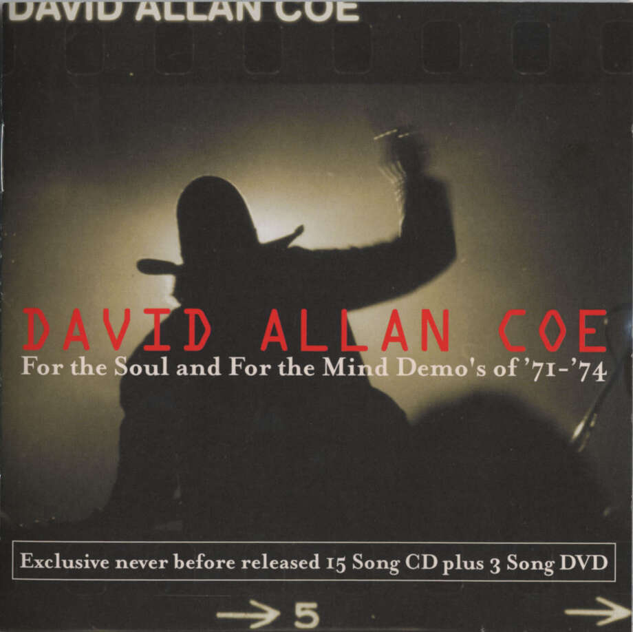 David Allan Coe :September 6, 1939 (age 73) Photo: BMI / handout cover scan