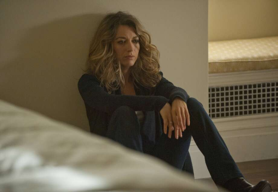 Claire (Natalie Zea) is held hostage by her ex-husband Carroll as the drama's last chapter unfolds.
