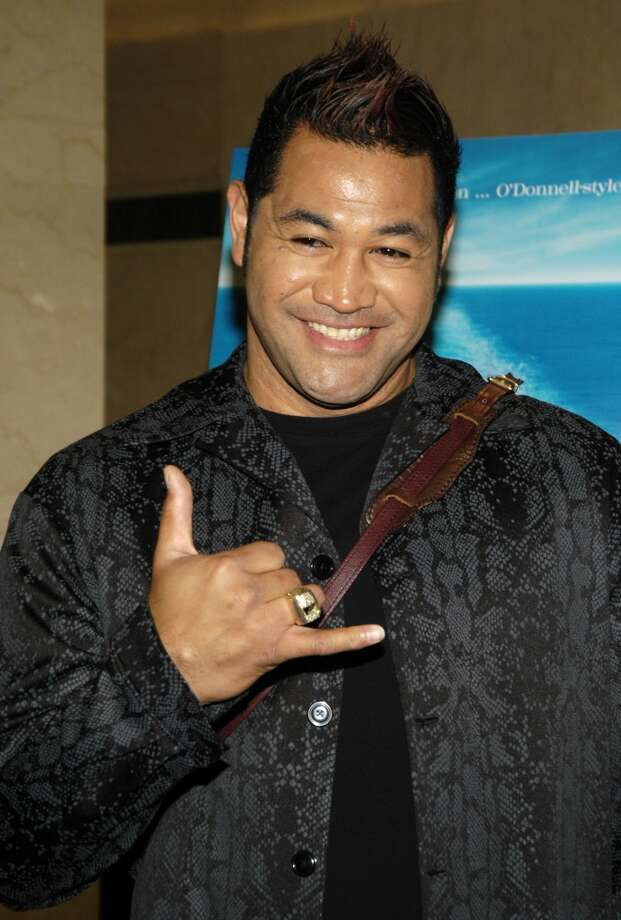 Esera Tuaolo: The Samoan played with five NFL teams between 1991 and 1999. Tuaolo came out in 2002 on ESPN.