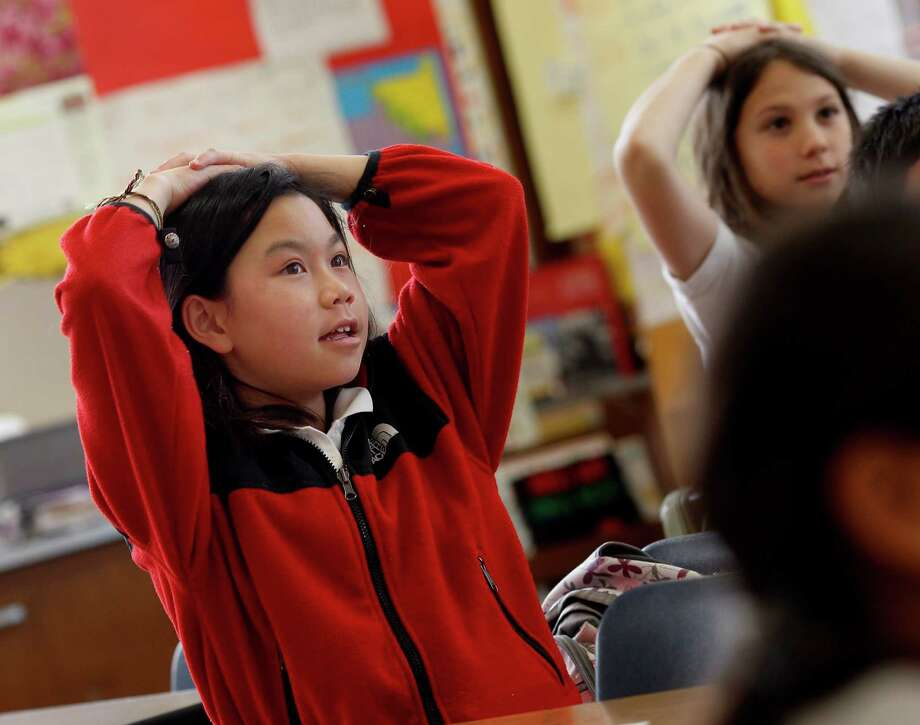 Education Week school system grade:Texas got a C+ from the publication. California received a C.Winner: Texas Photo: Brant Ward, File / ONLINE_YES