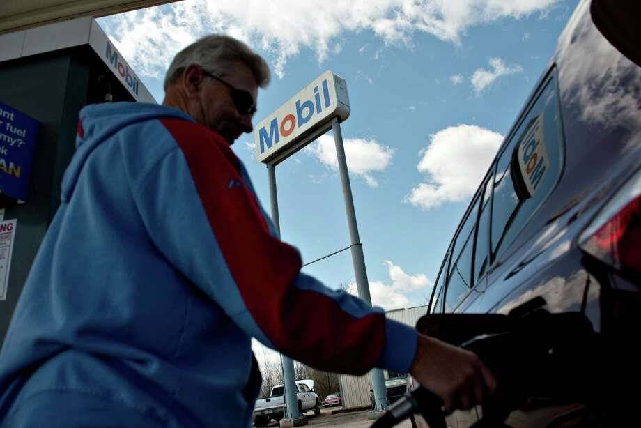 Gasoline tax: Texas' gasoline tax of 20 cents per gallon is cheaper than California's 49 cents per gallon. Winner: Texas  Photo: Daniel Acker, File / © 2013 Bloomberg Finance LP
