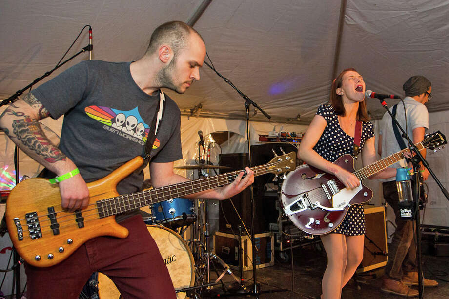 Were You Seen at the 2nd Annual MOVE Music Festival in Albany on Saturday, April 27, 2013? Photo: Brian Tromans